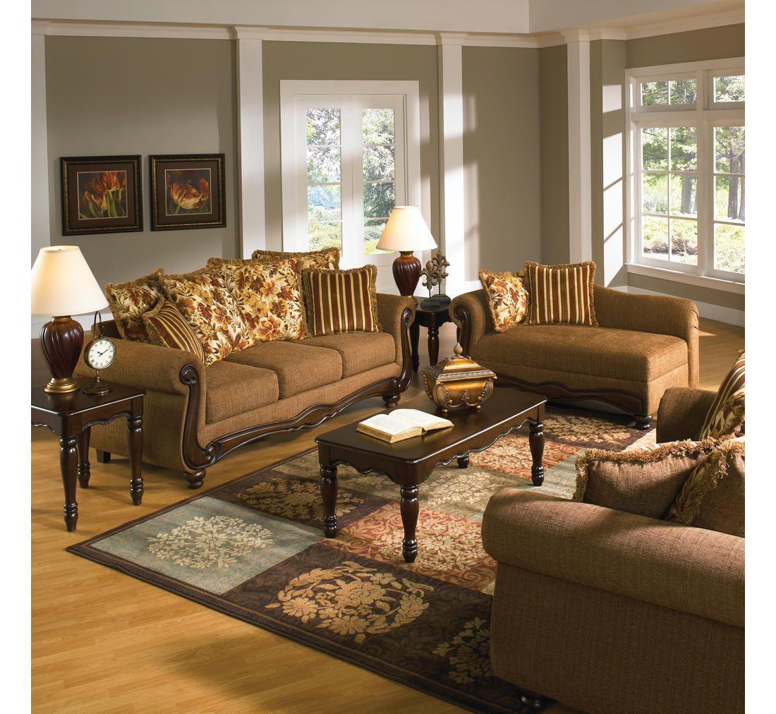 Alderson 2 Pc Living Room Group Living Room Sets Living Room Sets Furniture Dining Room Furniture Sets [ 1012 x 1100 Pixel ]