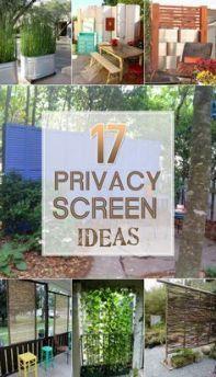 29 Ideen Außenterrasse Dekorationsideen kleine Balkone Sichtschutz #balconyprivacy