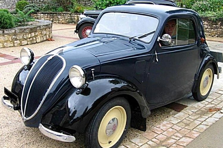 simca 5 voiture routi re de 1937 la simca 5 ou fiat 500 topolino a petite souris cette. Black Bedroom Furniture Sets. Home Design Ideas