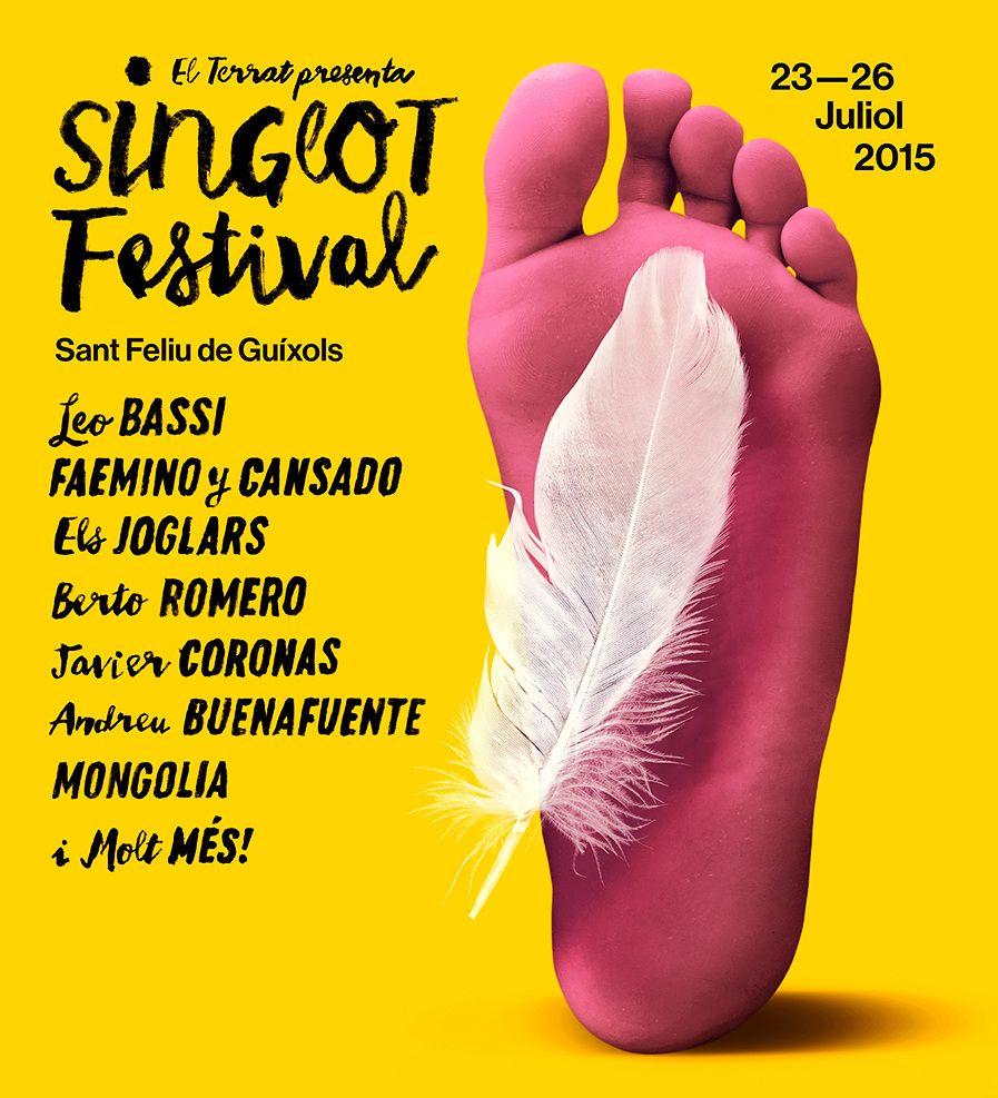 SINGLOT FESTIVAL - Estudio Javier Jaén