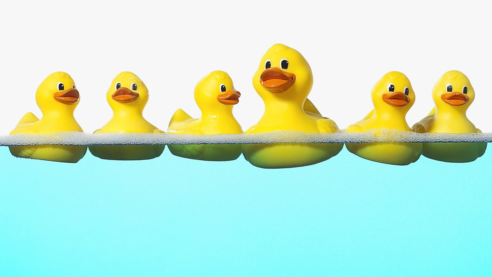Download Rubber Ducks Wallpaper