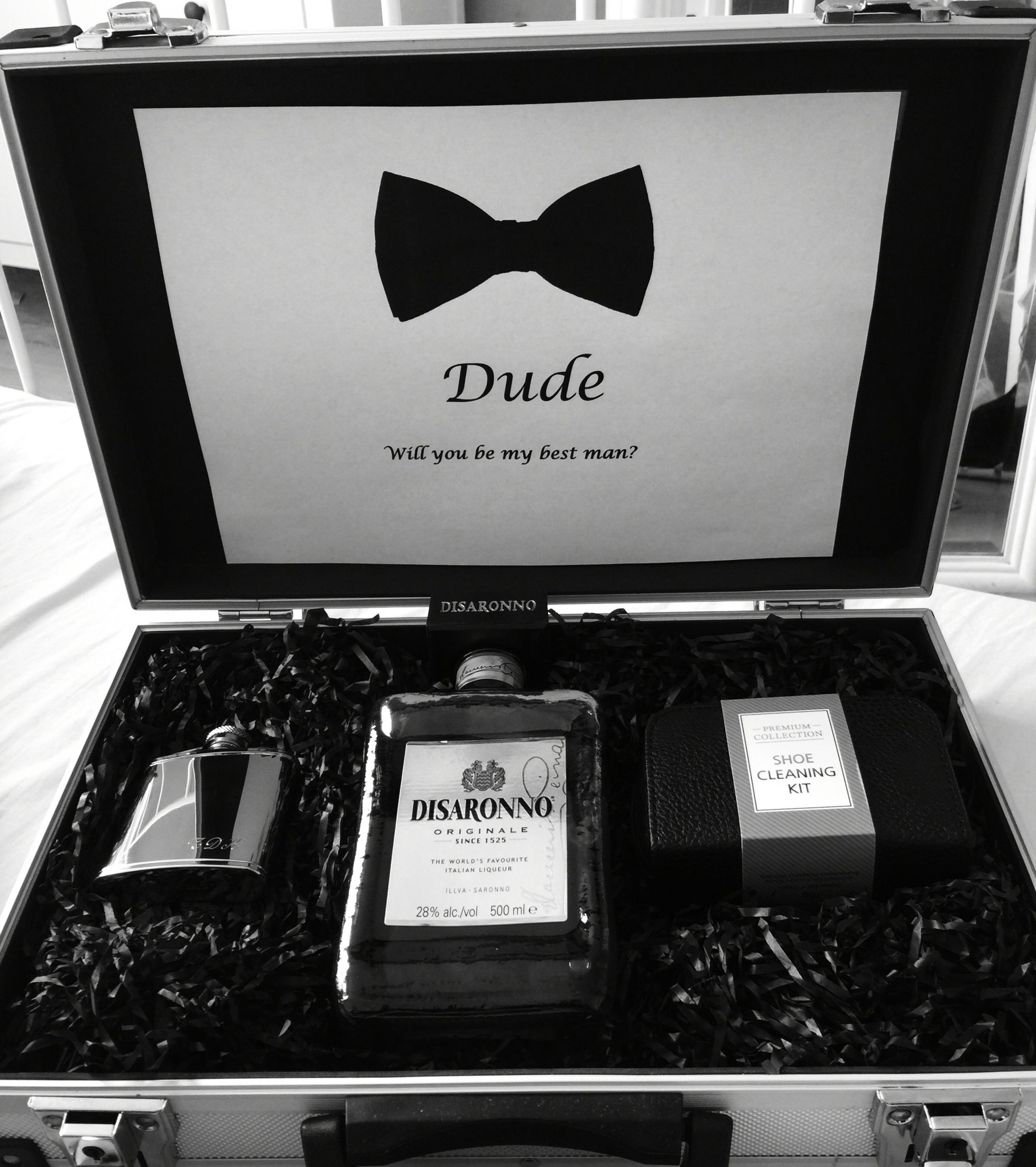Wedding Gift For Best Friend: How I Asked My Best Friend To Be My Best Man!