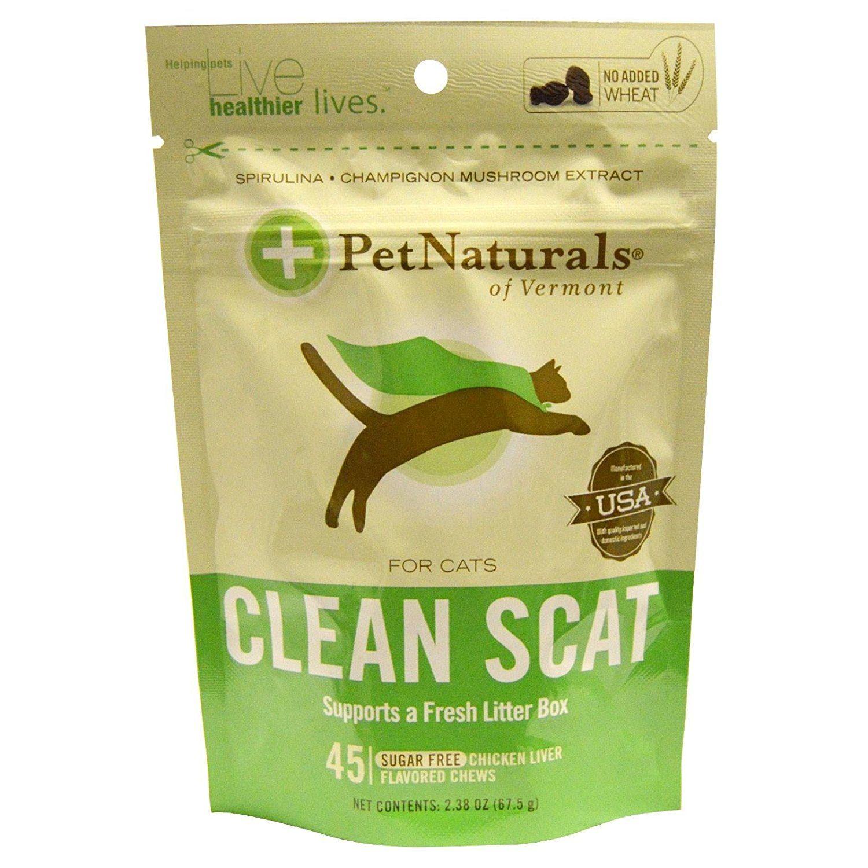 cat Naturals of Vermont, clean scat, 45 Sugar Free chicken