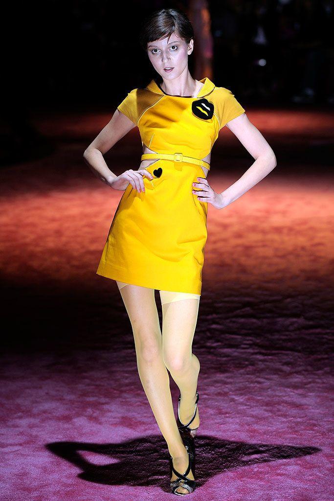 Zac Posen Spring 2010 Ready-to-Wear Fashion Show