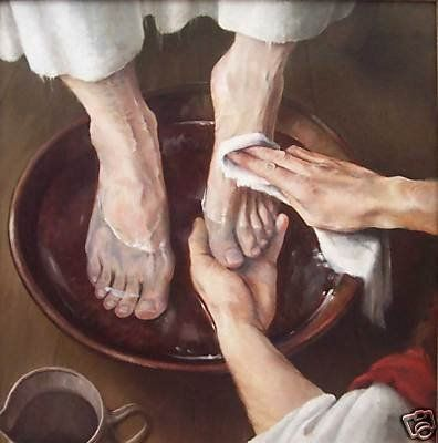 Sermon Series: Saved To Serve~ THE MINDSET OF A SERVANT   Christ, Prophetic art, Christian art