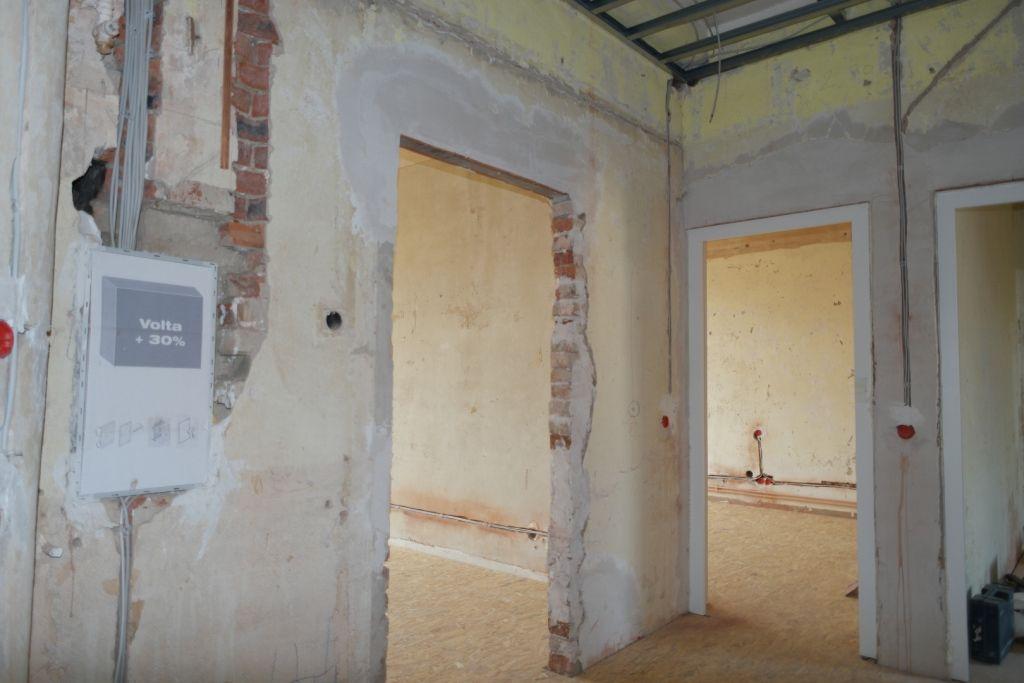 Decke badezimmer ~ Phase jetzt geht´s zur sache einmal alles neu decken wände