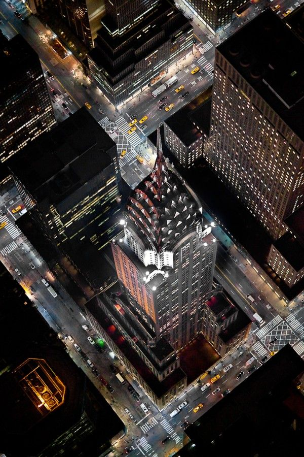 """""""As an architectural and interior photographer in New York specializing in luxury projects, Evan Joseph has climbed onto extraordinary terraces and exclusive roofs."""" #photography #newyork #city #night #sparkle #empirestatebuilging"""