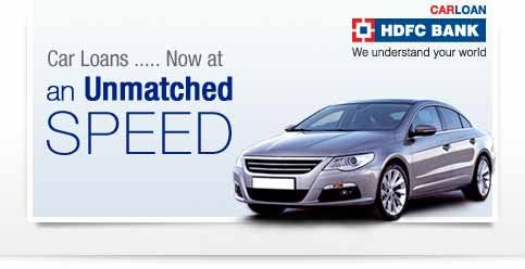 HDFC Bank offers car loan borrowers, access to online e-statement and other details of their car loan at all times. The bank links the savings or current account of the car loan applicant and users can simply login to their net banking account and access the loan section with all details of their car loan.