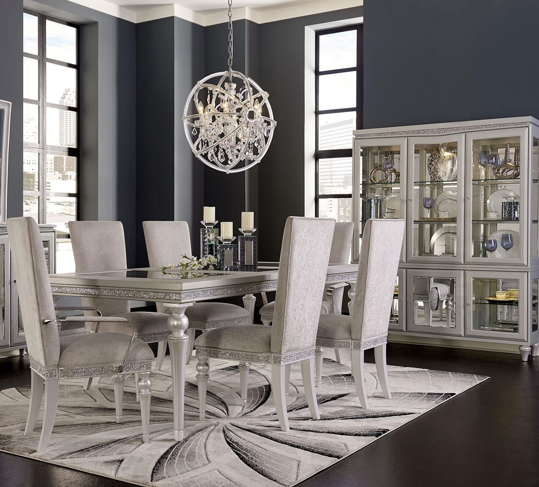 How To Organize The E Of A Large Dining Room