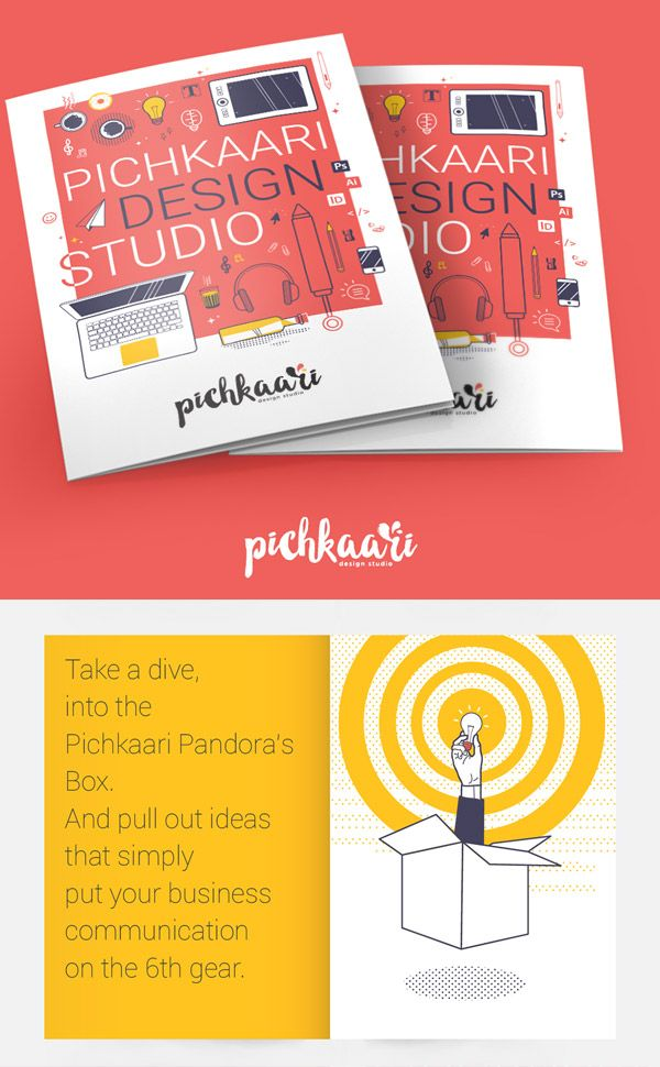30 Best Picks Of Brochure Design Ideas & Template Examples For