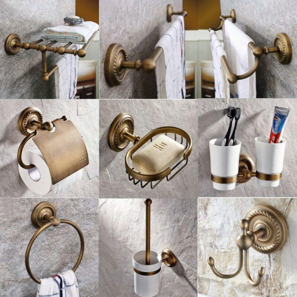 Retro Room Accessories Home Decoration Trends Bathroom Hardware Set Room Accessories Bathroom Accessories