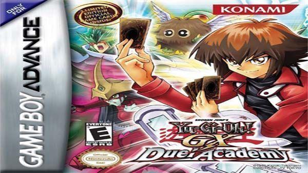 yugioh gx duel academy gba