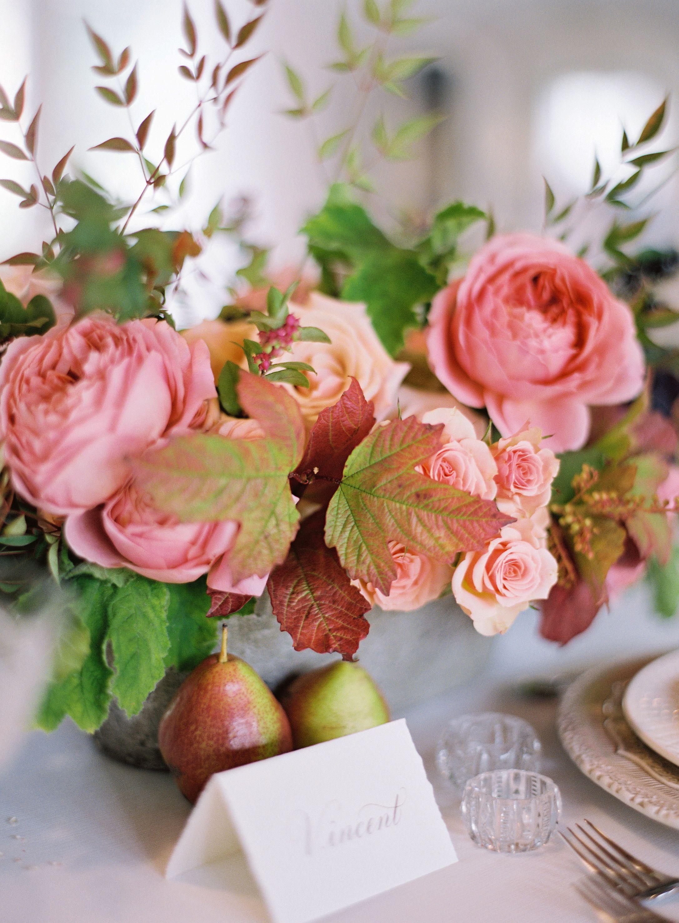 Pretty in pink winecountry wedding inspo