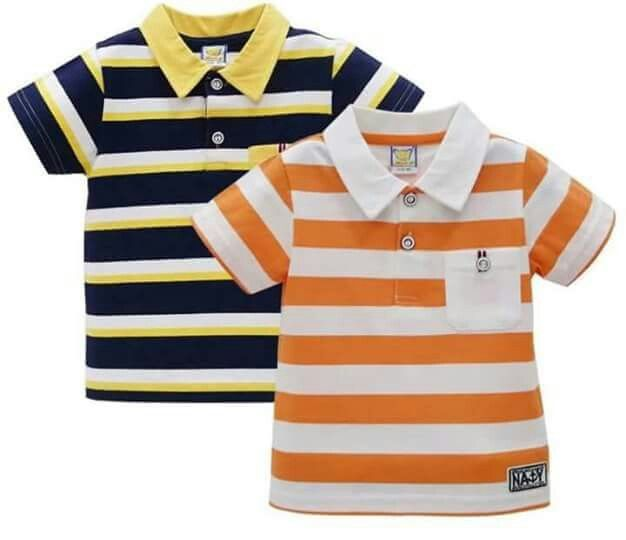 Camisa de niño tipo
