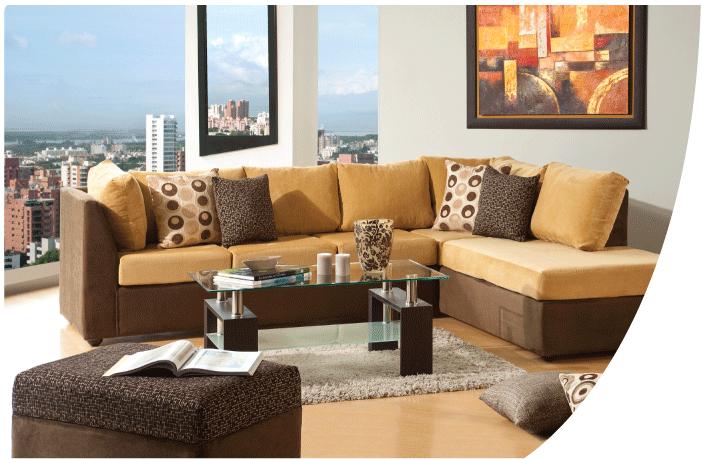 Muebles jamar sala contemporanea zajar comunicacion 2 3 Muebles de sala jamar 2016