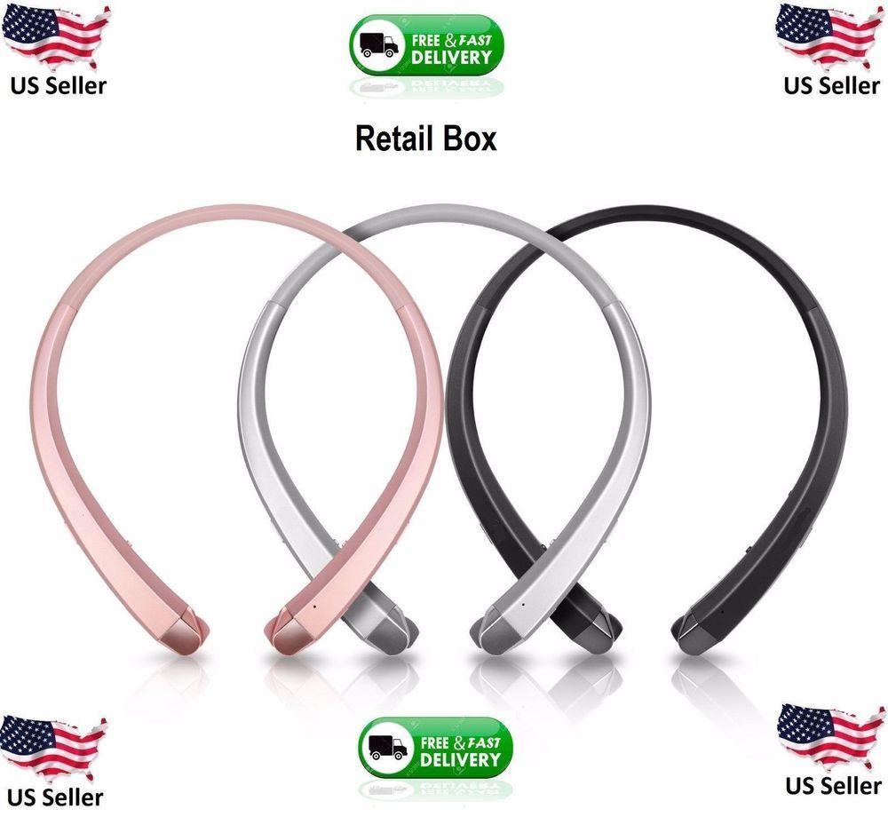 New wireless bluetooth tone hbs910 flexible neckband