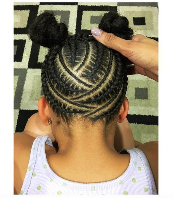 5 Easy Braids Hairstyles For Little Girls Hairstyles Beauty