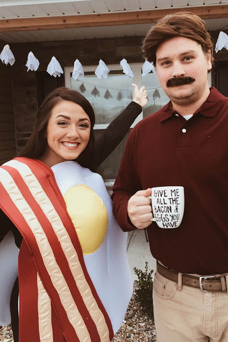 6afe9ccd9df0 56 Cute Couples Halloween Costumes 2018 - Best Ideas for Duo Costumes