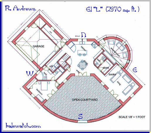 L Shaped House Plans Find House Plans L Shaped House Plans L Shaped House Straw Bale House
