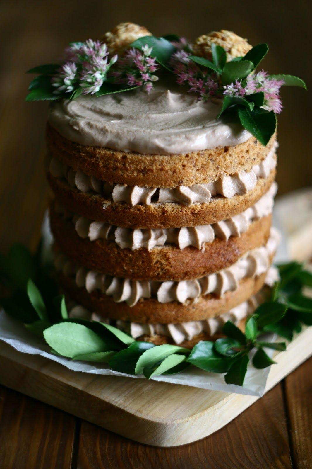 gaštanová torta