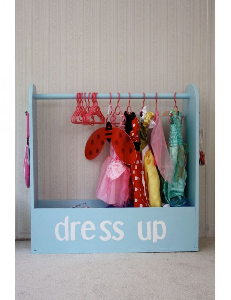 Dress Up Zelf Maken Organize Kind Speelkamer
