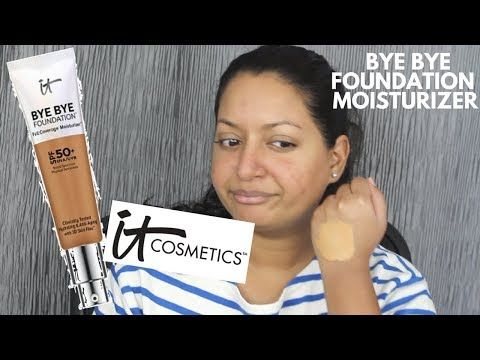 Bye Bye Foundation Full Coverage Moisturizer SPF 50+ by IT Cosmetics #17