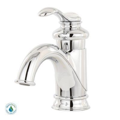 KOHLER Fairfax Single Hole Single Handle LowArc Bathroom Vessel - Kohler fairfax bathroom faucet
