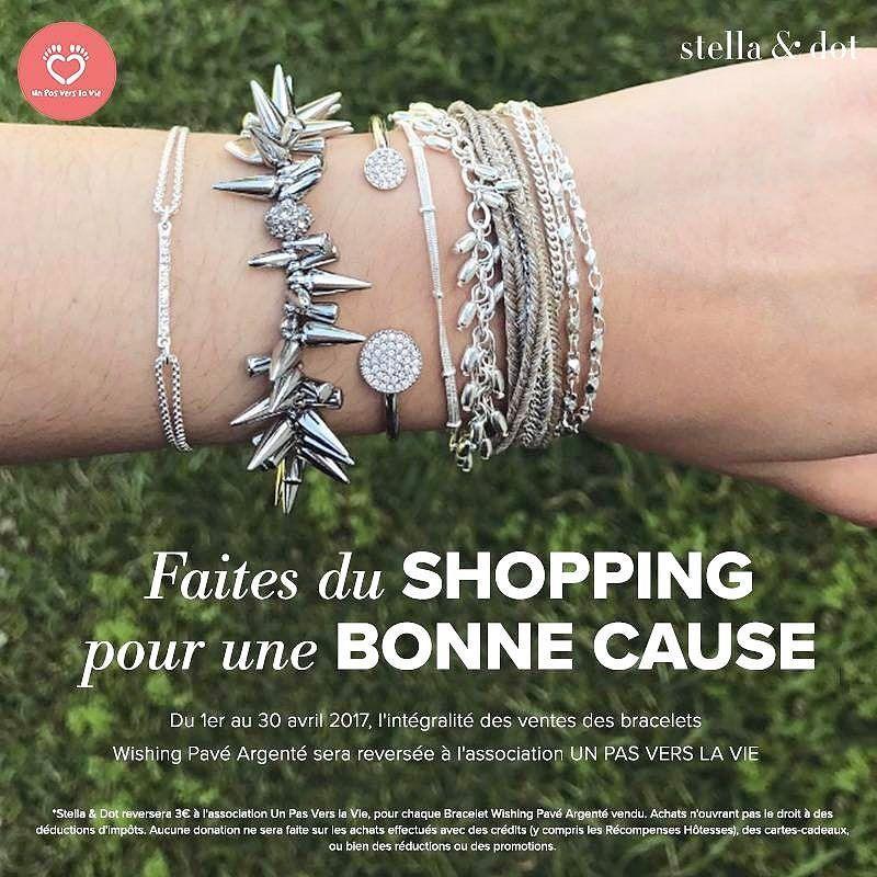 En Avril on se mobilise tous contre l'autisme grâce à l'achat de notre bracelet WISHING ARGENTÉ ( 1er à gauche) pour chaque bracelet vendu nous reversons 4 à l'association UN PAS VERS LA VIE!  Idem pour l'achat de notre bracelet Wishing Œil  . . . . A Shopper sur mon site ( lien dans ma bio ) http://ift.tt/1P5gAbZ  http://ift.tt/1lmkJx3  #stelladot#stelladotfr #stellaanddot #stelladotstyle#bijou #accessoire #collier#bracelet#boucledoreille #instasmile #instamode…