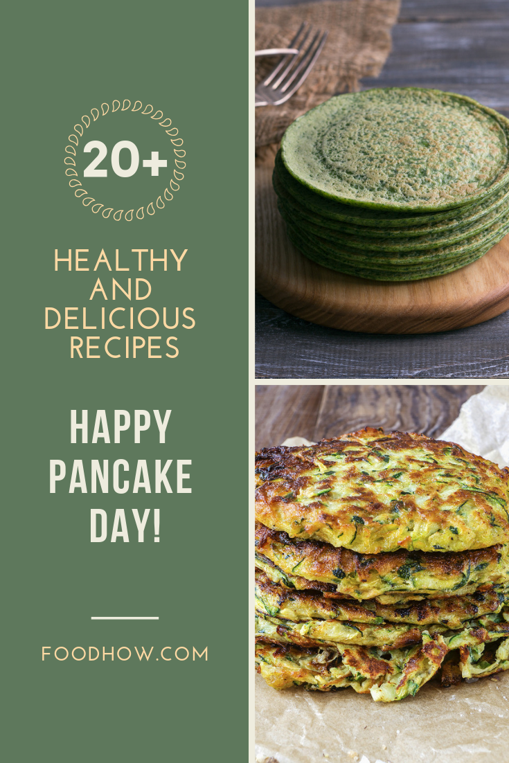 Easy And Healthy Protein Pancake Recipes