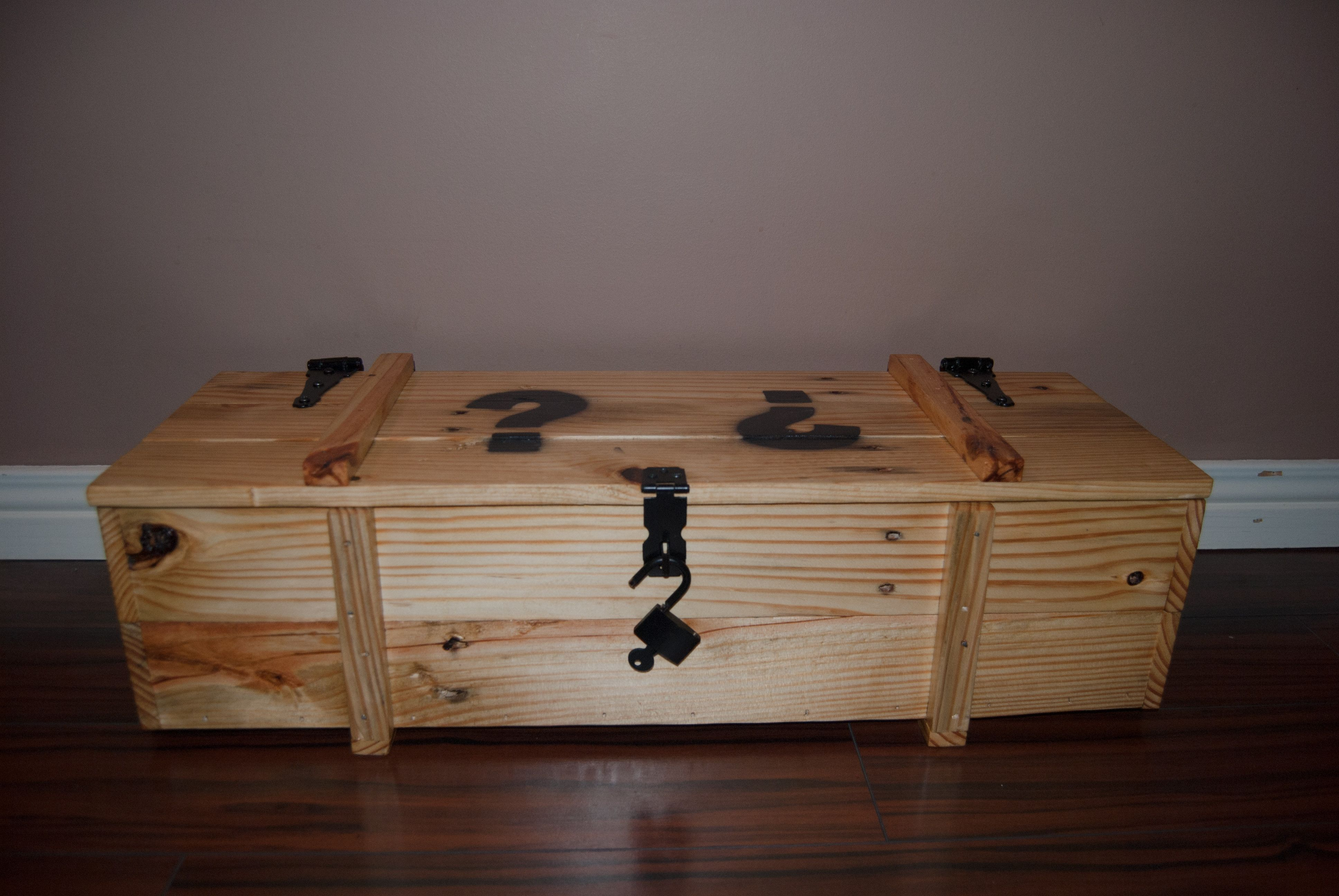 Groovy Call Of Duty Zombies Mystery Box Replica Made By Beatyapartments Chair Design Images Beatyapartmentscom