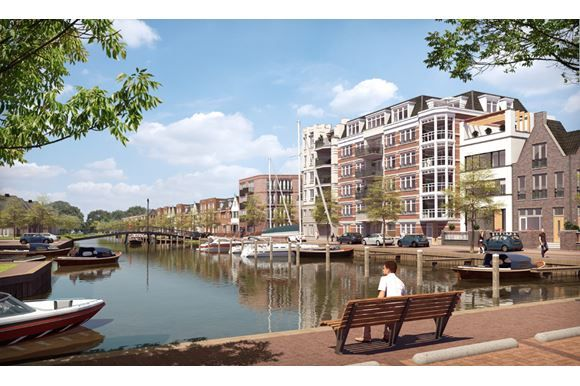 Nieuwbouwproject te koop: Plaspoelkade appartementen, Leidschendam