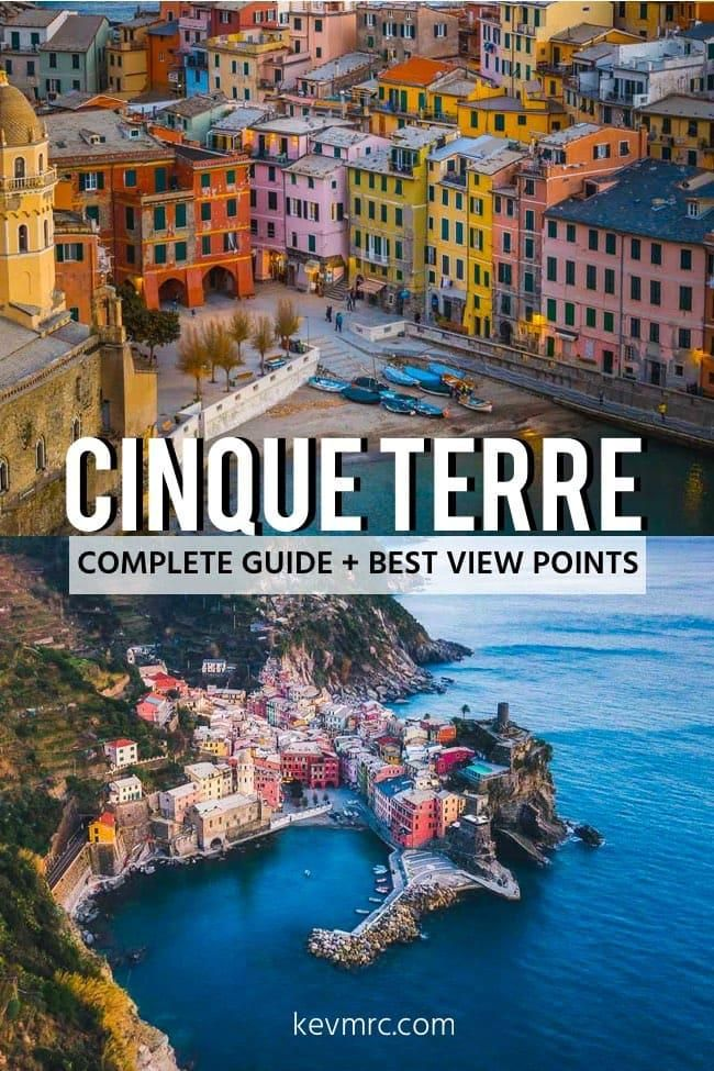 , Cinque Terre, Italy – The Ultimate Travel Guide + best viewpoints, My Travels Blog 2020, My Travels Blog 2020
