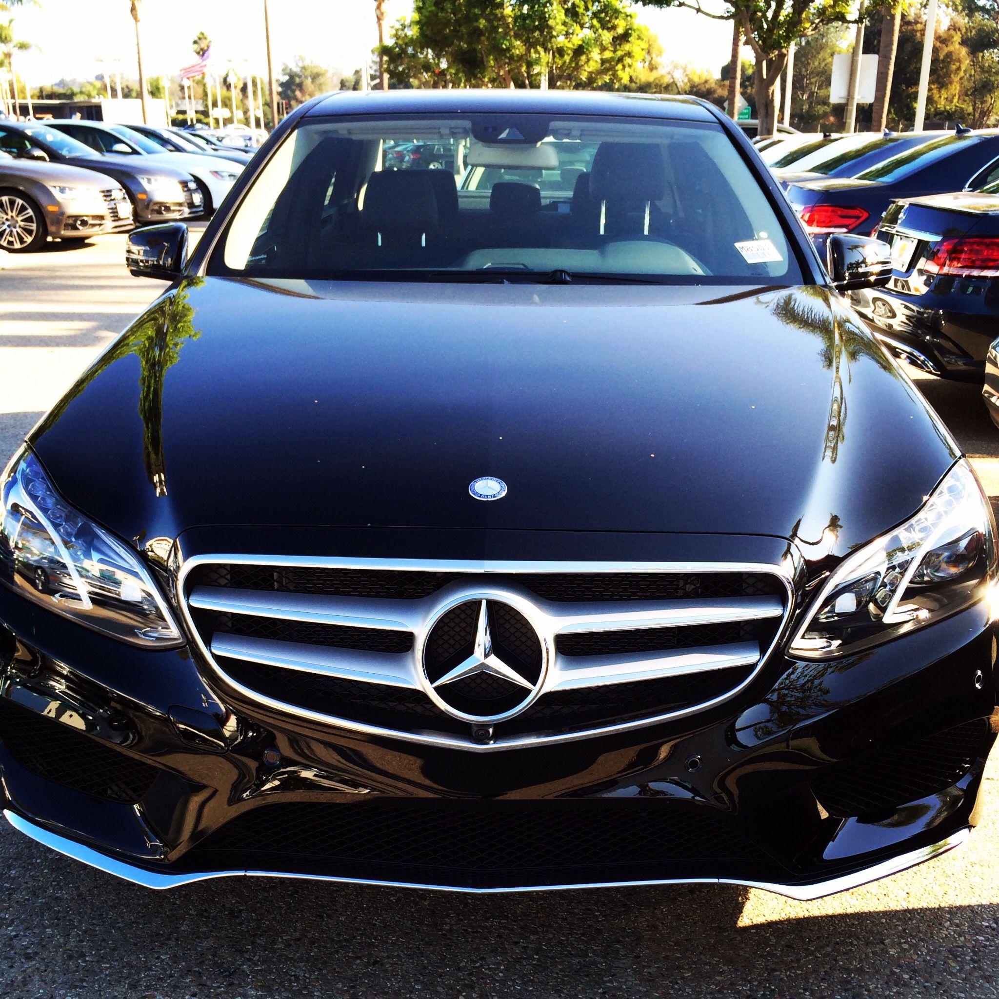 Mercedes Benz Sport: 2014 Mercedes Benz E350 Sport!