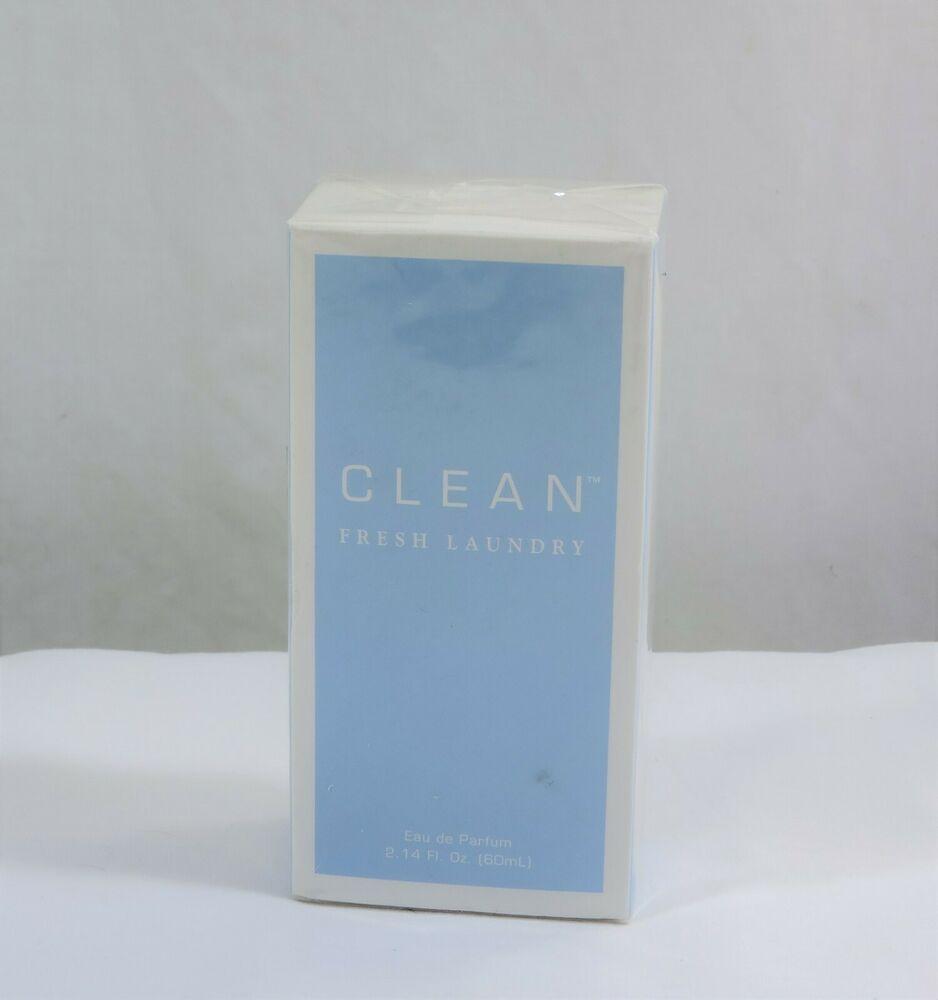 Clean Fresh Laundry Eau De Parfum Edp 2 14 Oz New In Box Sealed