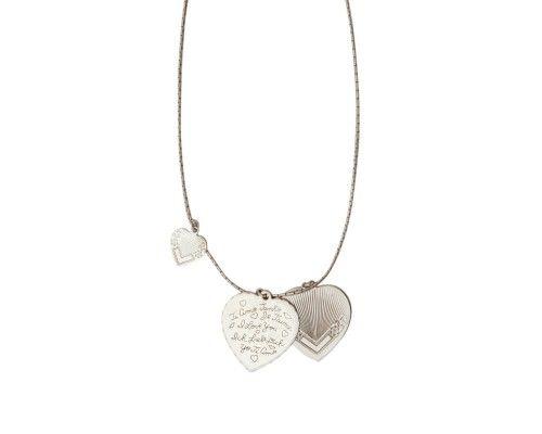 date de sortie vente en ligne aspect esthétique GAS - COLLIER LOVE ARGENT | Cadeaux | Bijoux de mariée ...