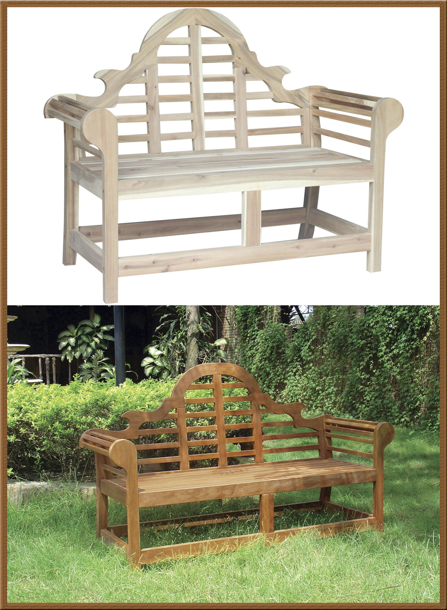 Ordinaire Finish Your Outdoor Furniture In Style, Check Out Our Full Line Of Furniture  Finishing Products To Customize And Protect Your Outdoor Furniture.