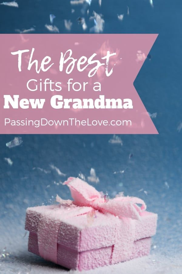 New grandma christmas gift ideas