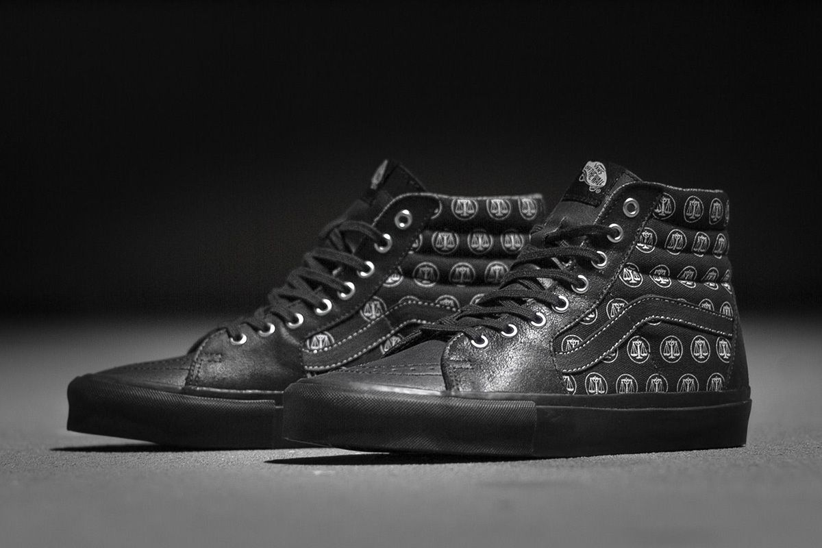 Highs And Lows x Vans Vault Old Skool Zip LX & Sk8-Hi LX - EU Kicks: Sneaker…