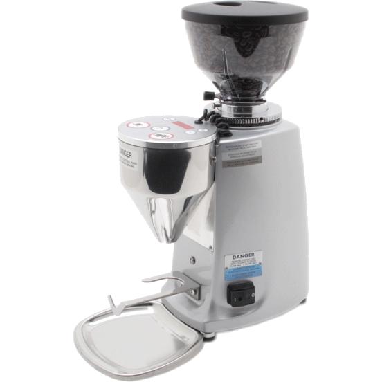 Mazzer Mini Electronic Doserless Espresso Grinder Type A Silver My Espresso Shop Espresso Grinder Coffee Grinder Espresso