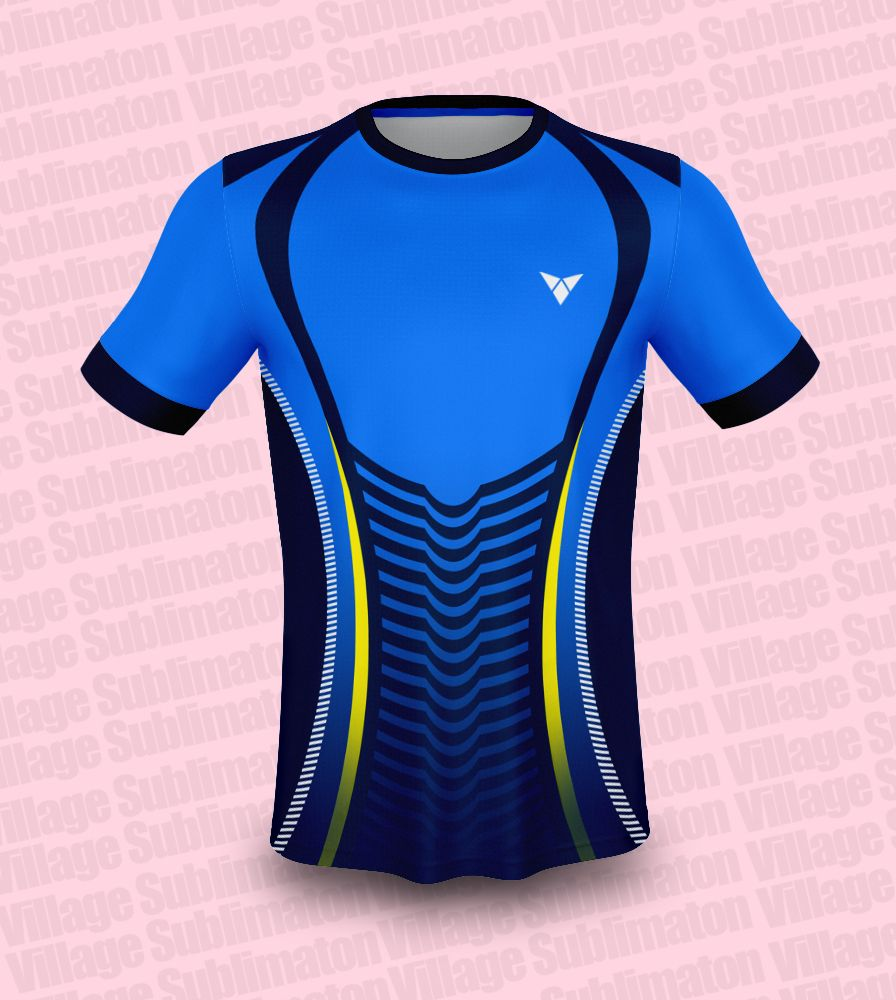 Download Blue White Yellow Football Jersey Design Jersey Design Yellow White Blue And White