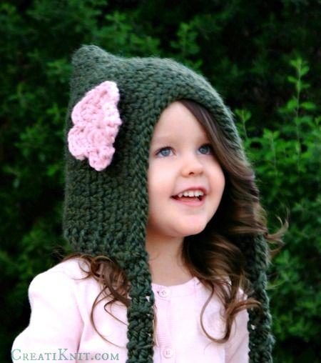 The Fairytale Pixie Crochet Hood Pattern Knittingcrocheting