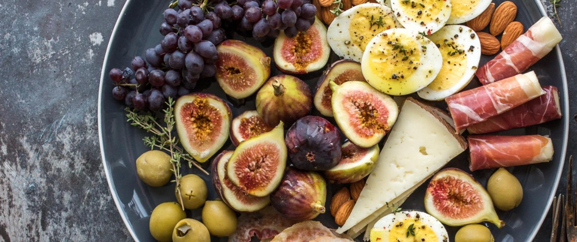 Tips: Voeding tegen een droge huid