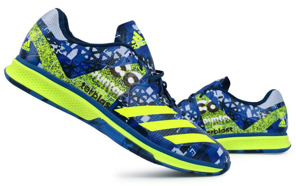 adidas Counterblast Falcon Men s Badminton Shoes Indoor Sport Racquet NWT  AQ2335  adidas  BadmintonShoes ead4b2969