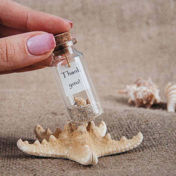 Unique Message in a bottle are perfect for your guests at your ...