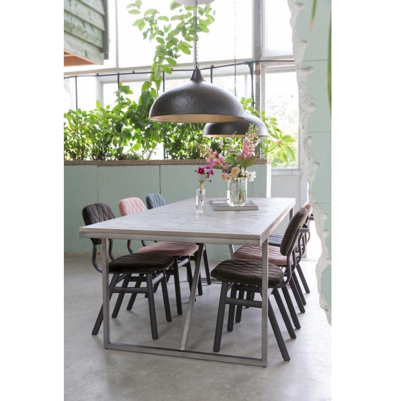 The Maxwell Dining Table 220x100 Cm Tafels Keuken Alles Voor