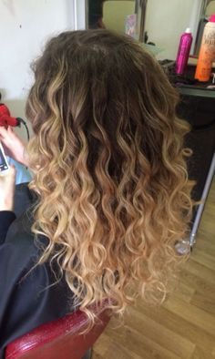 Image Result For Soft Spiral Perm Permed Hairstyles Long Hair Perm Curly Hair Styles