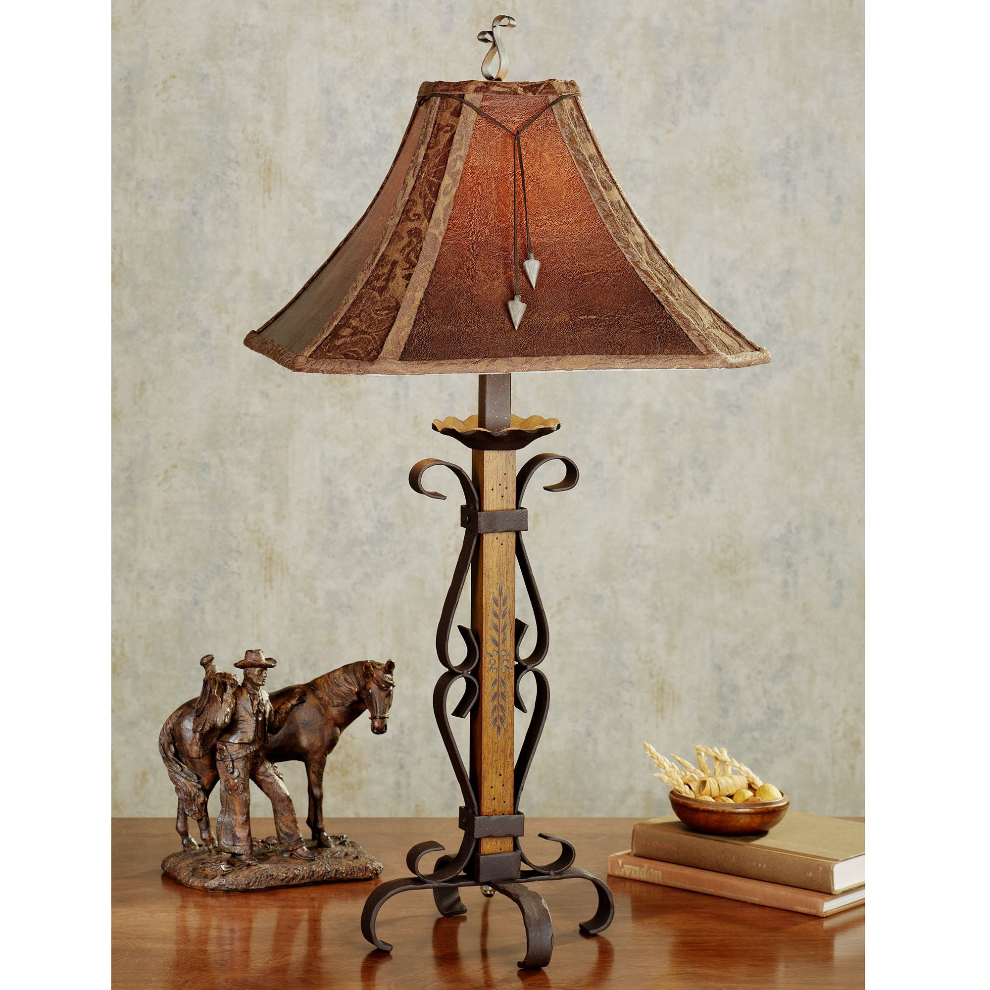Lone Star Western Table Lamp Lamps Pinterest Table Lamp