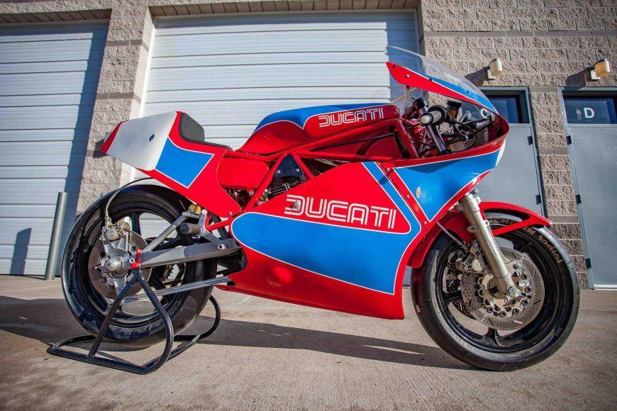 1984 Ducati 750 TT1 Racer