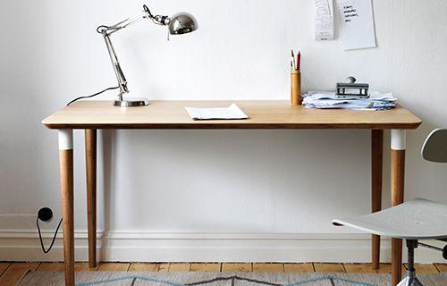 Hilver plateau et pieds de table bambou inside in 2018 bureau