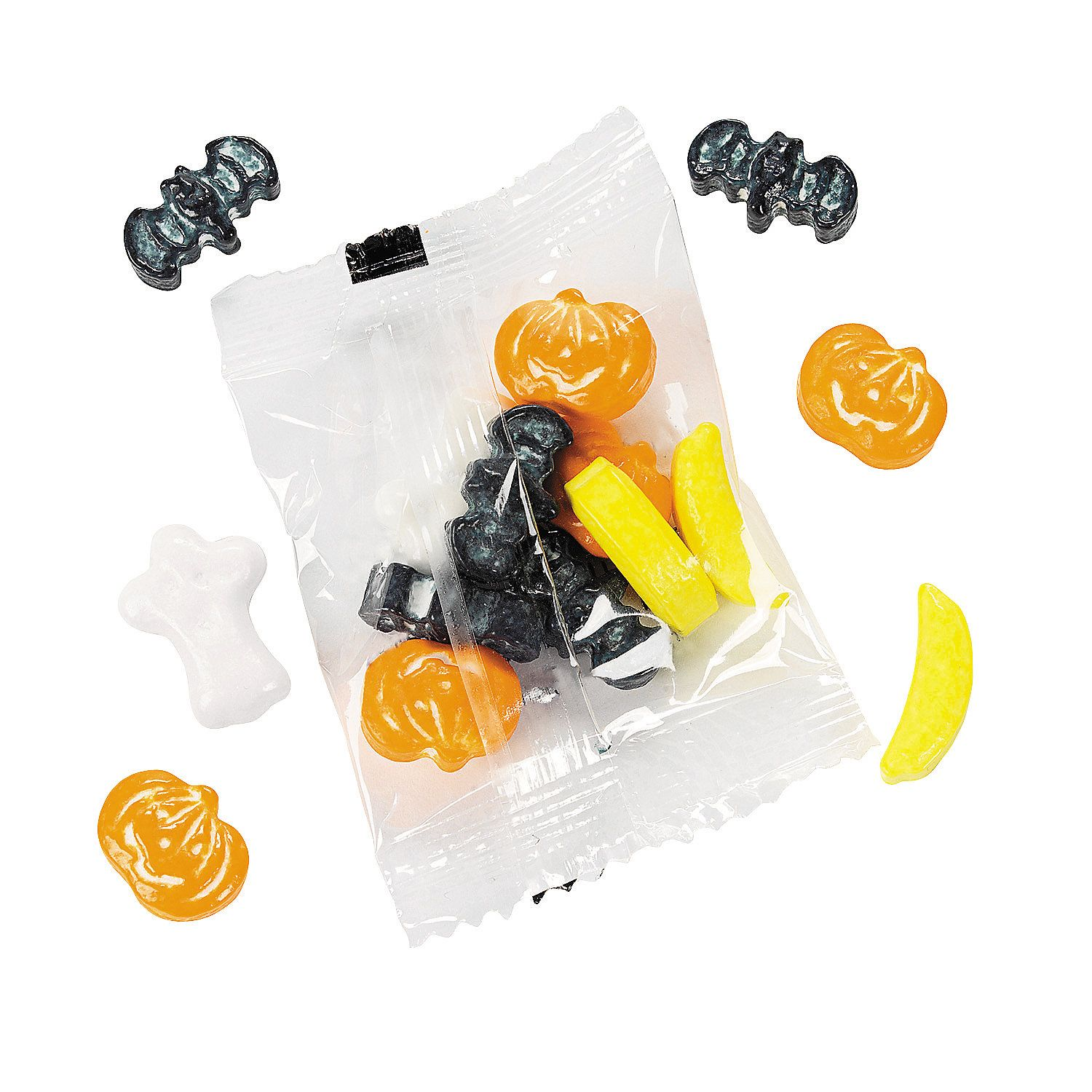 HalloweenShaped Candy Fun Packs Best candy, Halloween
